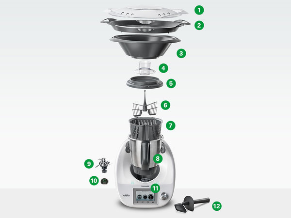 thermomix tm5 accessoire recettes thermomix. Black Bedroom Furniture Sets. Home Design Ideas