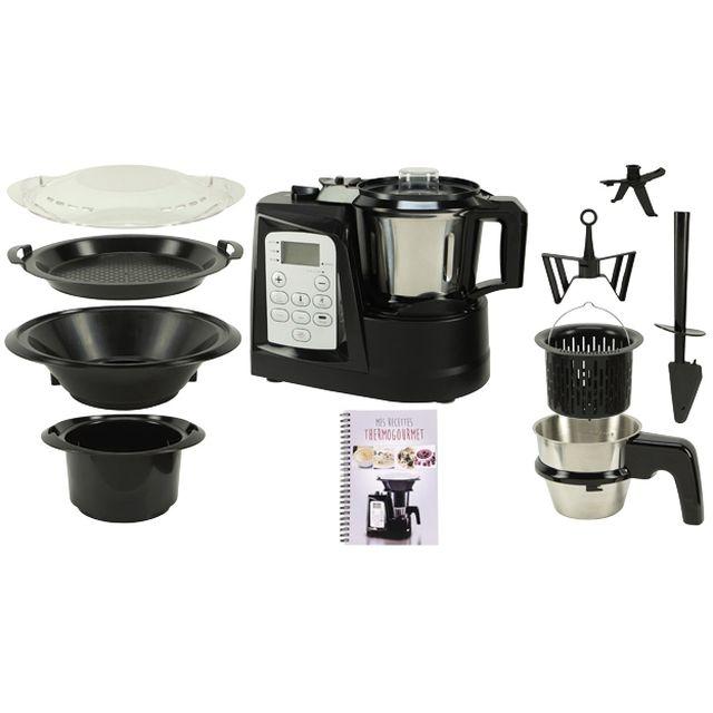 Acheter le thermogourmet au meilleur prix - M6 boutique robot cuisine ...