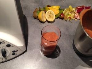 smoothie d tox pomme mangue grenade kiwi citron recettes thermomix. Black Bedroom Furniture Sets. Home Design Ideas